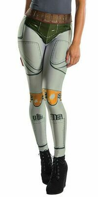 Boba Fett Leggings