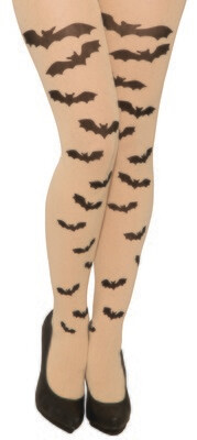 Vampire Bat Stockings