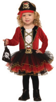 Deluxe Pirate Girl