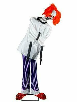 Straight-Jacket Clown