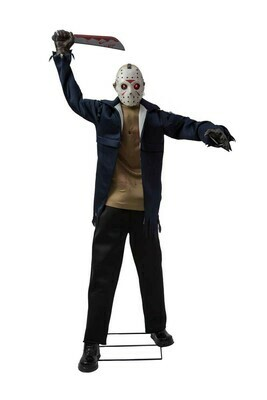 Life-Sized Animated Jason Voorhees