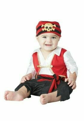 Pee Wee Pirate