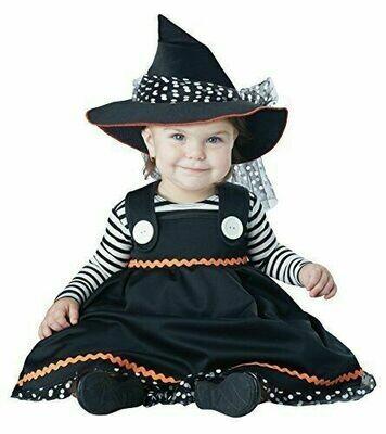 Crafty Lil' Witch