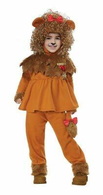 Courageous Lion of Oz