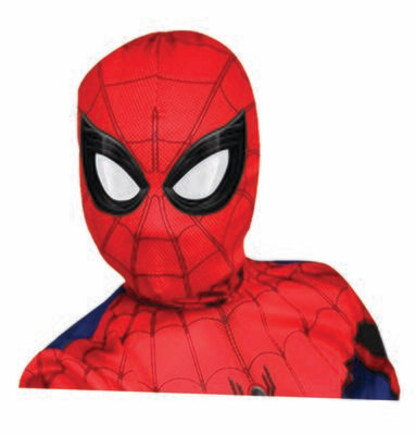 Spider-Man: Far From Home Deluxe Lenticular Fabric Mask - Adult