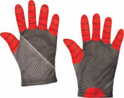 Spider-Man: Far From Home Red/Black Gloves - Adult