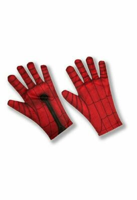 Spider-Man: Far From Home Red/Blue Gloves - Kids