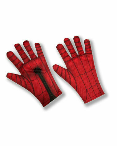 Spider-Man: Far From Home Red/Blue Gloves - Adult