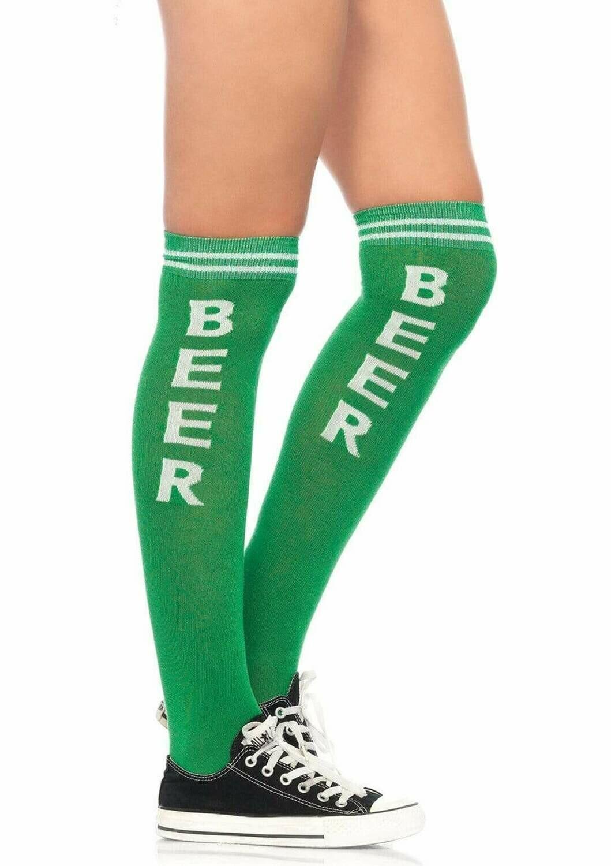 Beer Time Athletic Socks