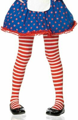 Children's Striped Tights