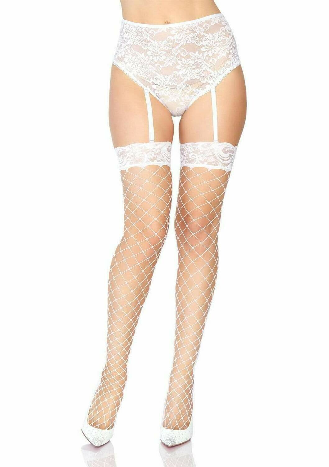 Fence Net Stockings