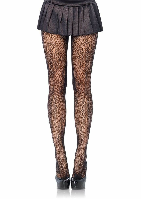 Florentine Lace Pantyhose