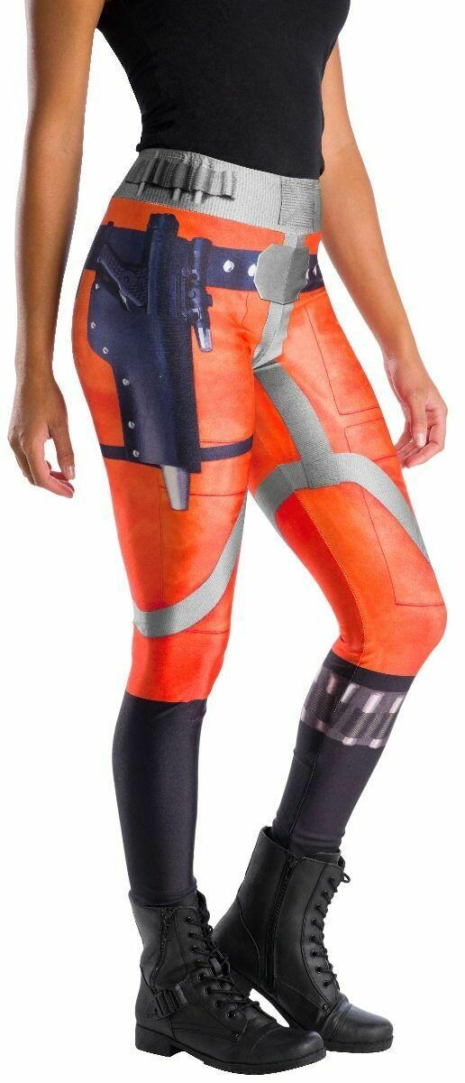 Star Wars X-Wing Fighter Pilot Leggings - Child