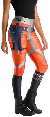 Star Wars X-Wing Fighter Pilot Leggings - Child