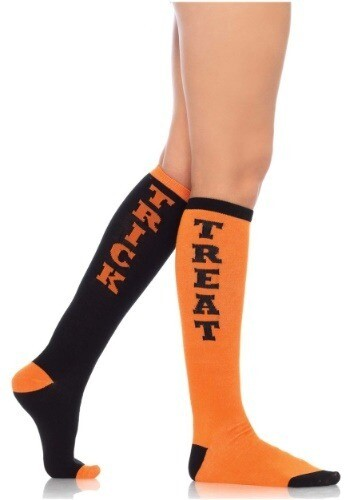 Trick or Treat Knee Highs
