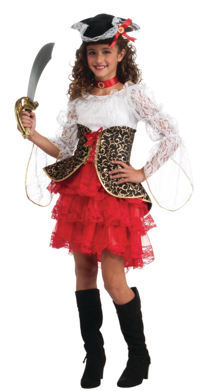 Seven Seas Pirate Girl