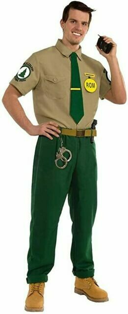 Brickleberry Show Steve Williams Ranger