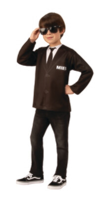 MIB4 - Costume Top - Kids