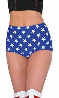 Wonder Woman Boy Shorts