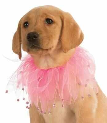 Pet Pink Fancy Collar