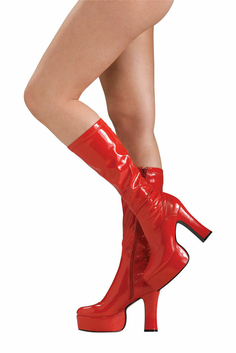 Women's Sassy Red Boots