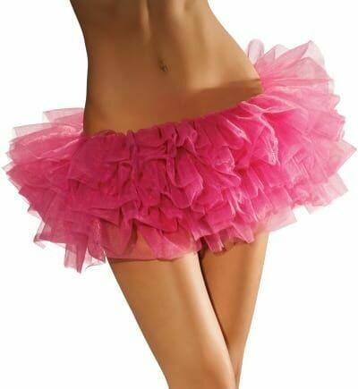 Hot Pink Short Tutu