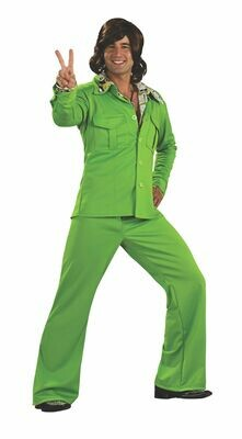 Green Leisure Suit Costume