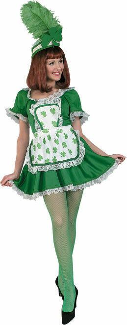 Irish Colleen Costume