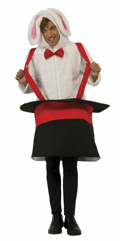 Men's Rabbit Hoodie Costume