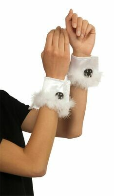 Women's White Cuffs