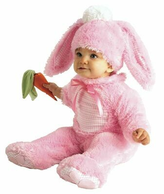 Infant Precious Pink Wabbit Costume