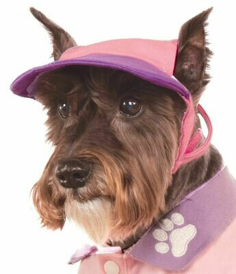 Pink/Purple Baseball Pastel Cap Pet Costume