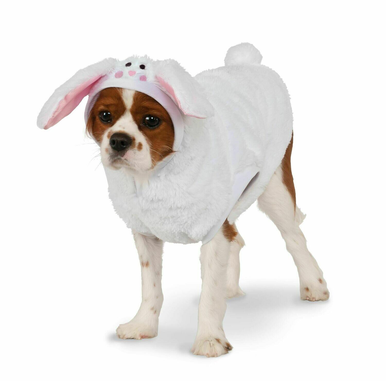 Bunny Hoodie Pet Costume