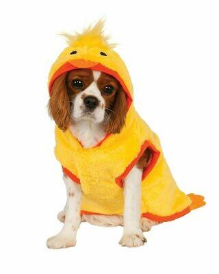 Duck Hoodie Pet Costume