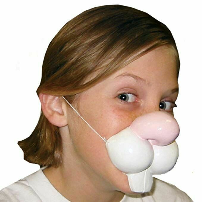 Rabbit Nose Mask