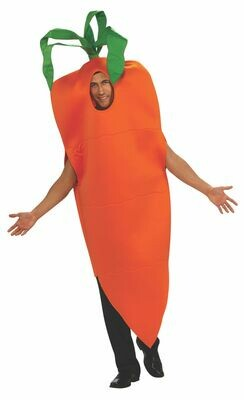 Adult Crazy Carrot Costume