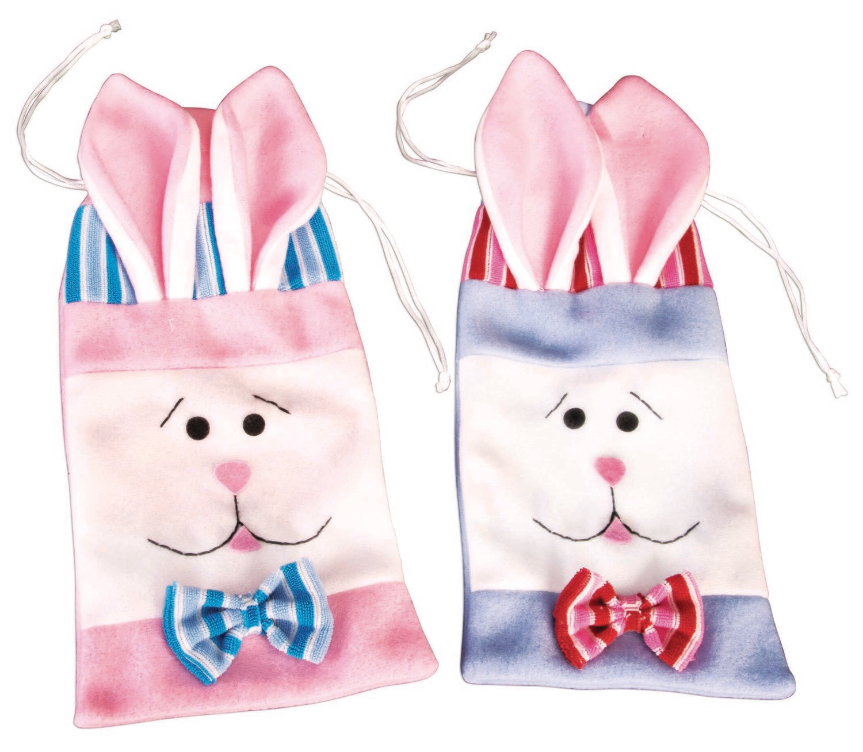 Bunny Face Treat Bags