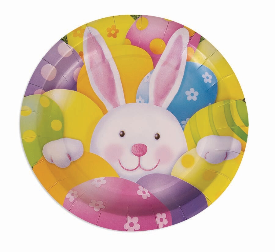 """7"""" Easter Plates"""