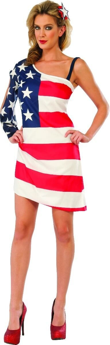 Womens Star Spangled Sweetie Costume
