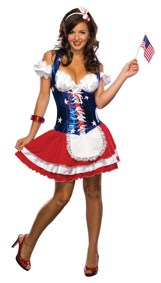 Women's Firecracker Costume