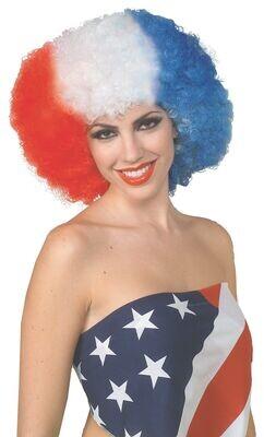 America The Beautiful Wig