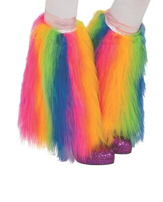 Adult Rainbow Fluffies Costume