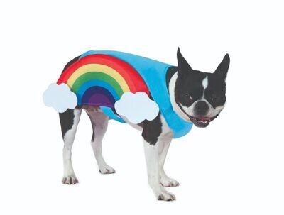 Rainbow Pet Costume