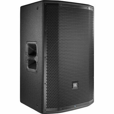 "JBL PRX815W 15"" Two-Way Full-Range Main System and Floor Monitor with Wi-Fi #JBPRX815W MFR #PRX815W"