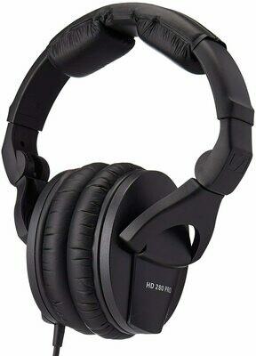 Sennheiser HD 280 Pro Circumaural Closed-Back Monitor Headphones #SEHD280PQ MFR #506845
