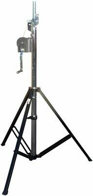 ProX XT-CRANK14FT-220 14' Lighting Crank Truss Stand, Holds 220 lb SKU: PRXTC14FT220 MFR: XT-CRANK14FT-220