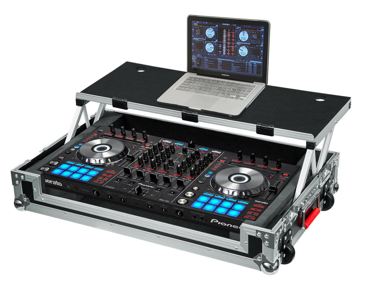 Gator Cases G-Tour Road Case Custom Fit for Pioneer DDJ-SX Controller (Black)  #GAGTRDSPDJSX MFR #G-TOURDSPDDJSXRX