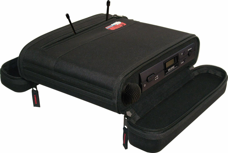 Gator Cases GM-1WEVA Wireless System Bag  #GAGM1WEVAA MFR #GM-1WEVAA