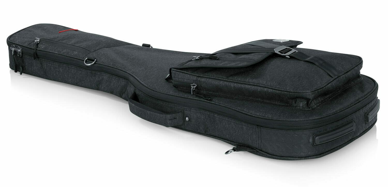 Gator Cases Transit Series Gig Bag for Electric Guitar (Charcoal Black)  #GAGTELECTBLK MFR #GT-ELECTRIC-BLK