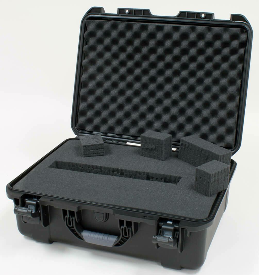 "Gator GU-2014-08-WPDF Titan Series Utility Case with Diced Foam - 20"" x 14"" x 8"""